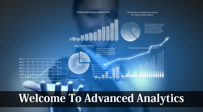 Welcome To Advanced Analytics